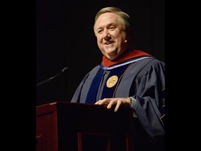 CIU President Dr. Mark Smith