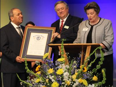 CIU 2018 Alumnus of the Year Award