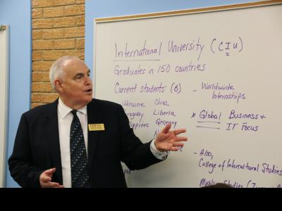 Business Professor Scott Adams, J.D.