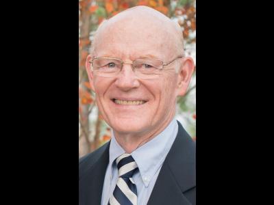 Dr. Johnny Miller, professor emeritus, CIU Seminary & School of Ministry