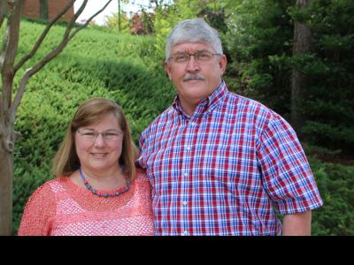 Mike and Kathy Langston