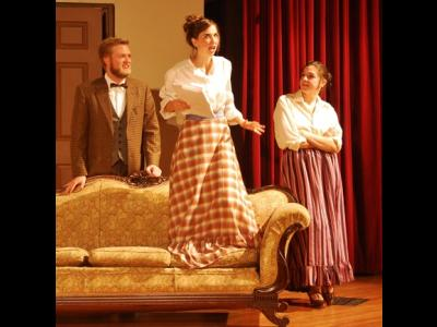 "CIU Players Perform ""Little Women"""
