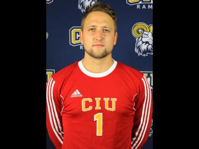 Senior Luke Brooks, CIU Rams, Athlete of the Week