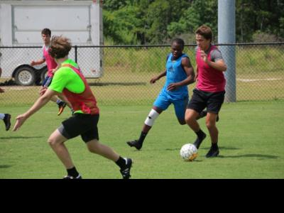 CIU summer soccer camp