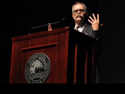 CIU Alumnus of the Year Dr. Paul Tripp