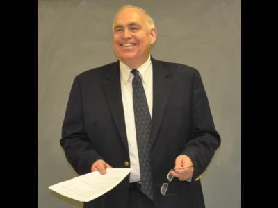 Director of Business & Organizational Leadership Dr. Scott Adams