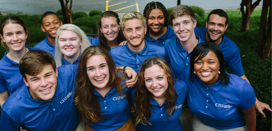 All of our tours are led by student ambassadors.