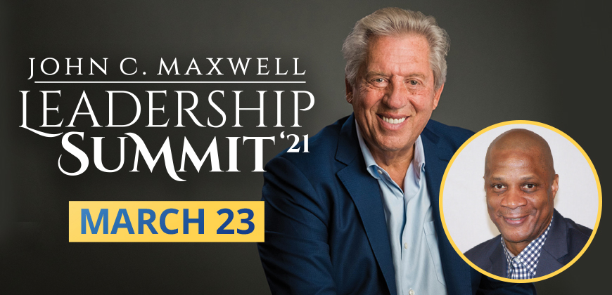 Dr. John Maxwell and baseball legend Darryl Strawberry are coming to CIU