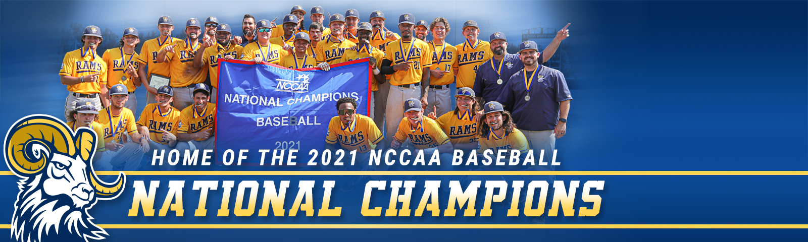 2021 NCCAA Baseball National Champions