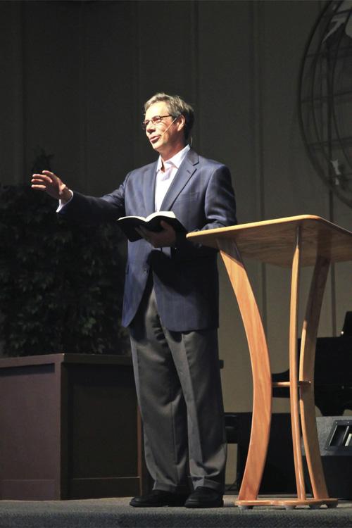 World Christian Week speaker Robert J. Morgan