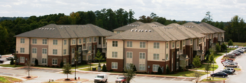 Pine View Apartments