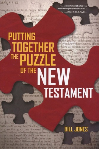 Putting Together The Puzzle of the New Testament cover