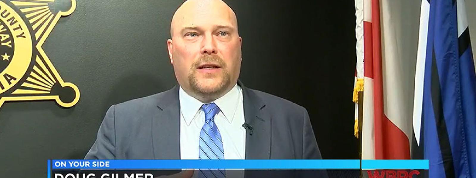 Doug Gilmer describes the fight against human trafficking on Birmingham, Alabama TV news. He is a CIU Ph.D. student.