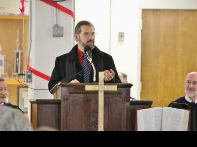 CIU Prison Initiative alumnus Ryan Chitwood