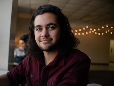 CIU Intercultural Studies major Alejandro Betancur