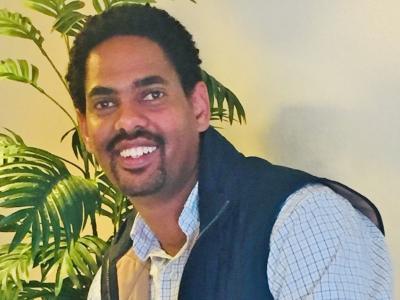Billy Graham Lausanne Scholar Mehari Korcho