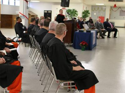 Some CIU Prison Initiative graduates become mental health companions.