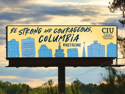 CIU billboard