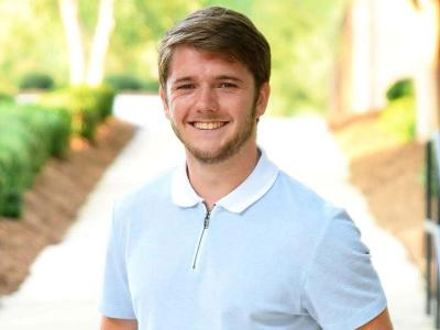 """Josiah Anzenberger calls CIU """"the perfect environment to grow and thrive."""""""