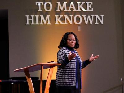 """CIU alumna the Rev. Margo Wright Williams discusses her book, """"Petty Pain"""" for Black History Month."""