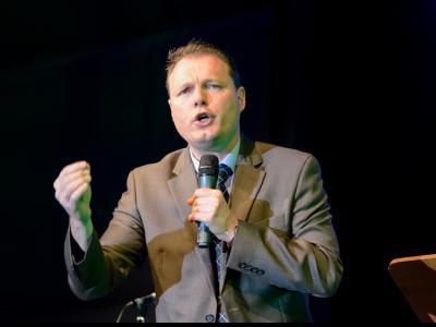 French Evangelist Raphael Anzenberger