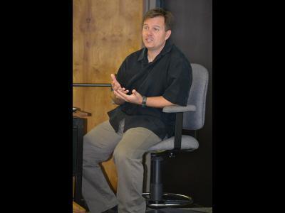 Dr. Ed Smither teaches.