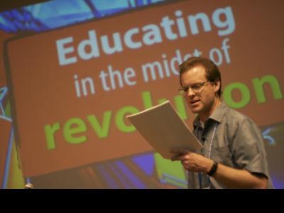 Keynote Speaker Kevin Washburn